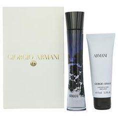 Armani Code Eau De Parfum Spray 2.5 oz & Body Lotion 2.5 oz by Giorgio Armani