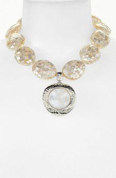 Simon Sebbag 'Bora Bora' Pendant Necklace available at #Nordstrom
