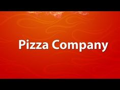 Pizza Business Video Commercial