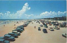 Daytona Beach 1955