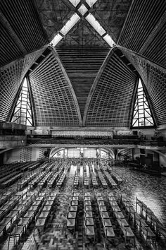 ryanpanos:  Yodobashi Church | Inadomi Architects & Associates | Manuela Martin