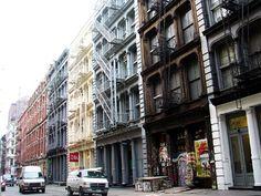 SoHo, NYC, USA