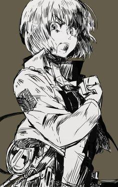 Armin Attack On Titan (Shingeki no Kyojin)