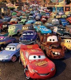 Muchos recortables para niños: de Cars, muñecas, máscaras, etc