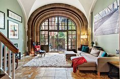 New York City Real Estate - The Perks of Living on the First Floor -- New York Magazine
