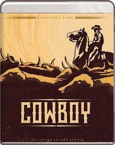 Cowboy - Blu-Ray (Twilight Time Ltd. Region A) Release Date: February 16, 2016 (Screen Archives Entertainment U.S.)
