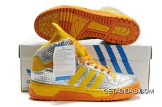 new styles e955c 1ae47 Adidas Jeremy Scott Hyper Metro Attitude Hi Silver Yellow Noble Dropshipping  Supported TopDeals, Price   100.94 - Adidas Shoes,Adidas Nmd,Superstar, ...
