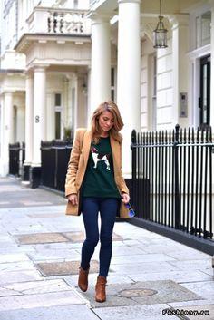 Swetry z nadrukami to Waszym zdaniem hit czy kit?