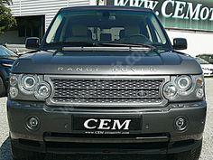 Land Rover Range Rover 3.0 TD6 HSE CEM OTOMOTİV 2006 BAYİİ CIKISLI RANGE ROVER 3.0 TDV6 HSE