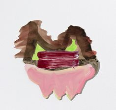20 Pearls (D), Richard Tuttle, Date: 2007 Style: Abstract Expressionism Richard Tuttle, Modern Art Styles, City Gallery, Textiles, Modern Artists, Texture Art, Contemporary Paintings, Artist At Work, Abstract Expressionism