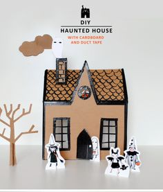 #diy haunted house