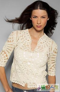 cardigan CROCHET AND TRICOT INSPIRATION: http://pinterest.com/gigibrazil/crochet-and-knitting-lovers/