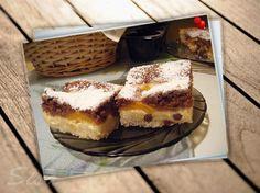 Hrnčekové recepty: Tvarohový koláč s ovocím