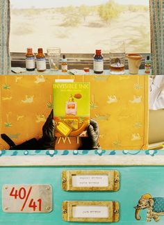 The Darjeeling Limited, 2007 (Wes Anderson)