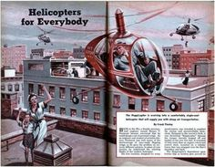 robotindisguise:  Helicopters for everyone!