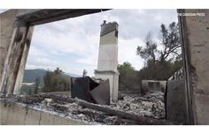 Video: Victims of wildfire talk about the devastation