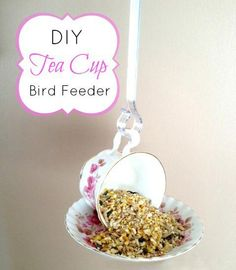 bird crafts | Handmade Bird Feeders Recycling Clutter, 12 Recycled Crafts for Kids ...