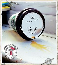 Six cool coffee shop crafts for kids from What I Made...