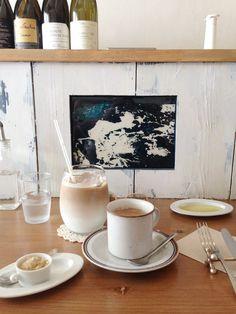 Cafe Ohanaya, Tokyo - shelf / life / blog