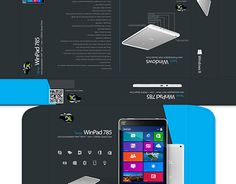 """Check out new work on my @Behance portfolio: """"WinPad 785 DL"""" http://be.net/gallery/34501151/WinPad-785-DL"""