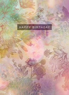 Have a wonderful birthday Valeria. Janet X Happy Birthday Art, Happy Birthday Beautiful, Birthday Weekend, Happy Birthday Images, Birthday Pictures, Happy Birthday Wishes Cards, Birthday Blessings, Birthday Wishes Quotes, Birthday Cards