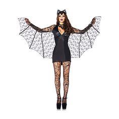 Sexy Fledermaus-Kostüm, 4-teilig seriös und diskret kaufen - Ihr Erotikshop eis.de