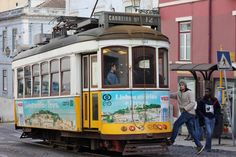 12 Reasons to Fall in Love with Lisbon - by The Culture Map 15.05.2014   Photo: tram, Lisbon