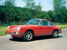 Porsche 911 (901) 2 litres - 1963