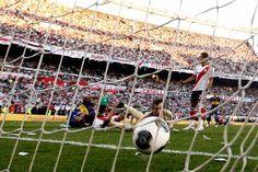 Boca le ganó a River 1 a 0 en el Monumental con gol de Emmanuel Gigliotti - Boca Juniors - canchallena.com