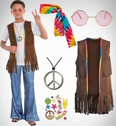 Boys' Hippie