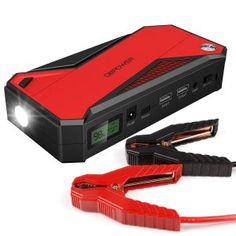 10 Top 10 Best Jump Starters In 2018 Review Images Starters Auto