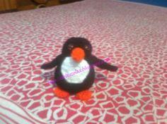 Delta-Zelta......all about Innovation: Pingu..The Penguin (Amigurumi No.2)