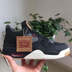 Levi's x Air Jordan 4 - These Are Going to Be a Problem