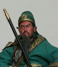 Guan Yu, Photo Art, Legends, Captain Hat, Chinese, Collection, Chinese Language