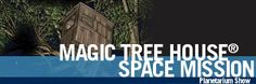 Went to this presentation at the Morehead Planetarium - AWESOME! All Magic Tree House fans in Western NC should try to go!