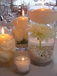 Creating Beautiful and Memorable Wedding Centerpieces. Read more: http://simpleweddingstuff.blogspot.com/2014/07/creating-beautiful-and-memorable.html
