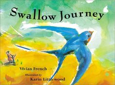 Week 6 - Swallow Journey (Fantastic Journeys series) by Vivian French  (not at library)