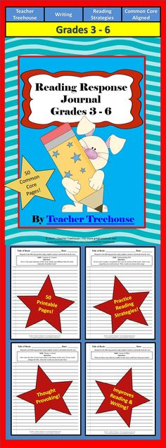 Everything you need to provide your students with great comprehension questions for them to respond to in writing. Each question is labeled with the skill it exercises, making it easy for teachers to select the perfect writing prompt for their instructional goals! This is the perfect daily activity for students to complete on their own after independent reading. With 50 questions to select from, your children will get a wide range of thought provoking questions to develop their reading skill...