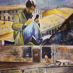 Наши гиды подготовили специальную интересную экскурсию по двум выставкам - Ащущения Другова и Случайные Совпадения. О Сергее Курехине, о его друзьях и его наследии, а также о Синих Носах и их многолетнем исследовании русского современного искусства. #erarta #art #exhibition #tour https://www.facebook.com/erarta