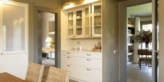 Clean cabinetry. Could come close with IKEA    DEULONDER