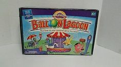 Cranium Balloon Lagoon Four-in-One Carnival Game Complete 2004