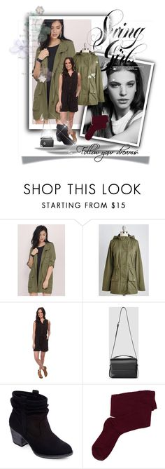 """""""<333"""" by mina-hasic ❤ liked on Polyvore featuring beauty, Hot & Delicious, Lucky Brand, AllSaints, Rocket Dog and Fevrie"""
