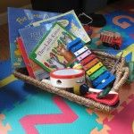 Project Montessori at Home – The Music Basket