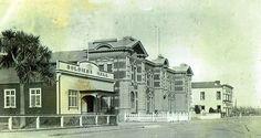 Soldiers Hall, Sewell St, Hokitika, ca 1940. | West Coast New Zealand History