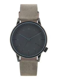 KOMONO Horloge Winston Regal Elephant KOM-W2256