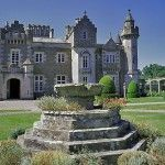 Abbotsford House home of  Sir Walter Scott author of  Ivanhoe, Rob Roy, The Lady of the Lake, Waverley, The Heart of Midlothian and The Bride of Lammermoor.