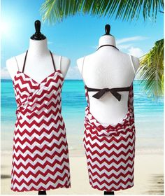 7491931332636 Items similar to Red Chevron Swimsuit Cover Up, Beach Wrap, Coverup, Bikini  Cover Up by Cover Up Boutique on Etsy