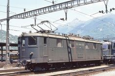 Railroad Pictures, Swiss Railways, Train Art, Electric Locomotive, Trains, Gallery, Vehicles, Model, Photos