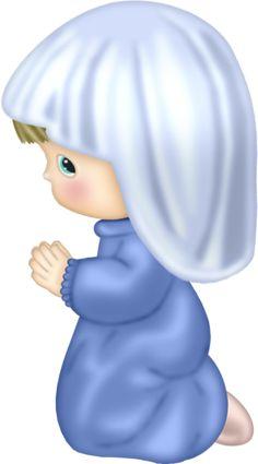PRECIOUS MOMENTS MARY *