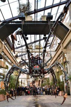 Les machines de l'île de Nantes - Toutpourlesfemmes
